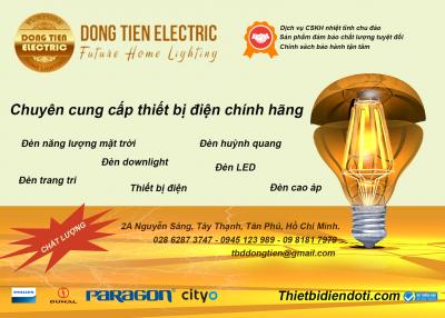 Bóng Led Tuýp EcoFit HO 1m2 20W 765/740/730 T8 (Không Chuột)