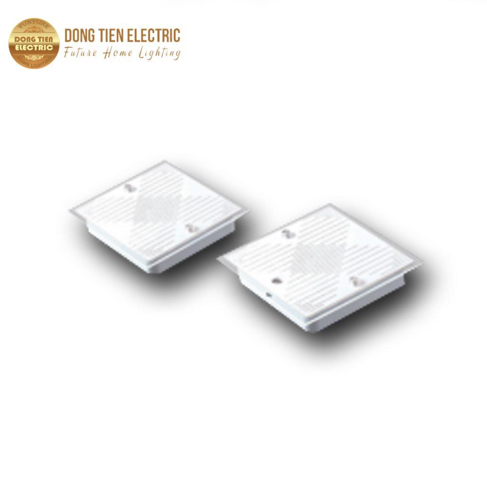 Đèn Led Cảm Biến Cubic 10W