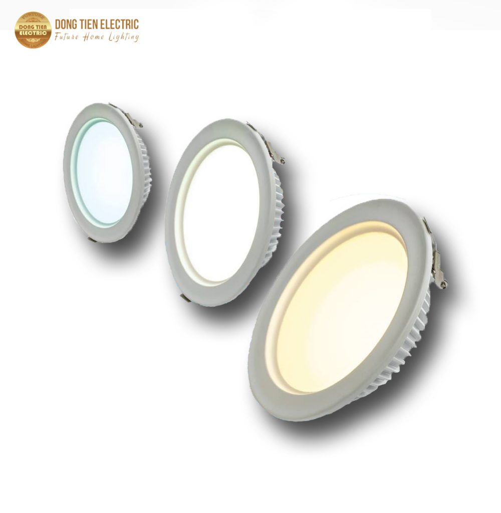 đèn led downlight 15W