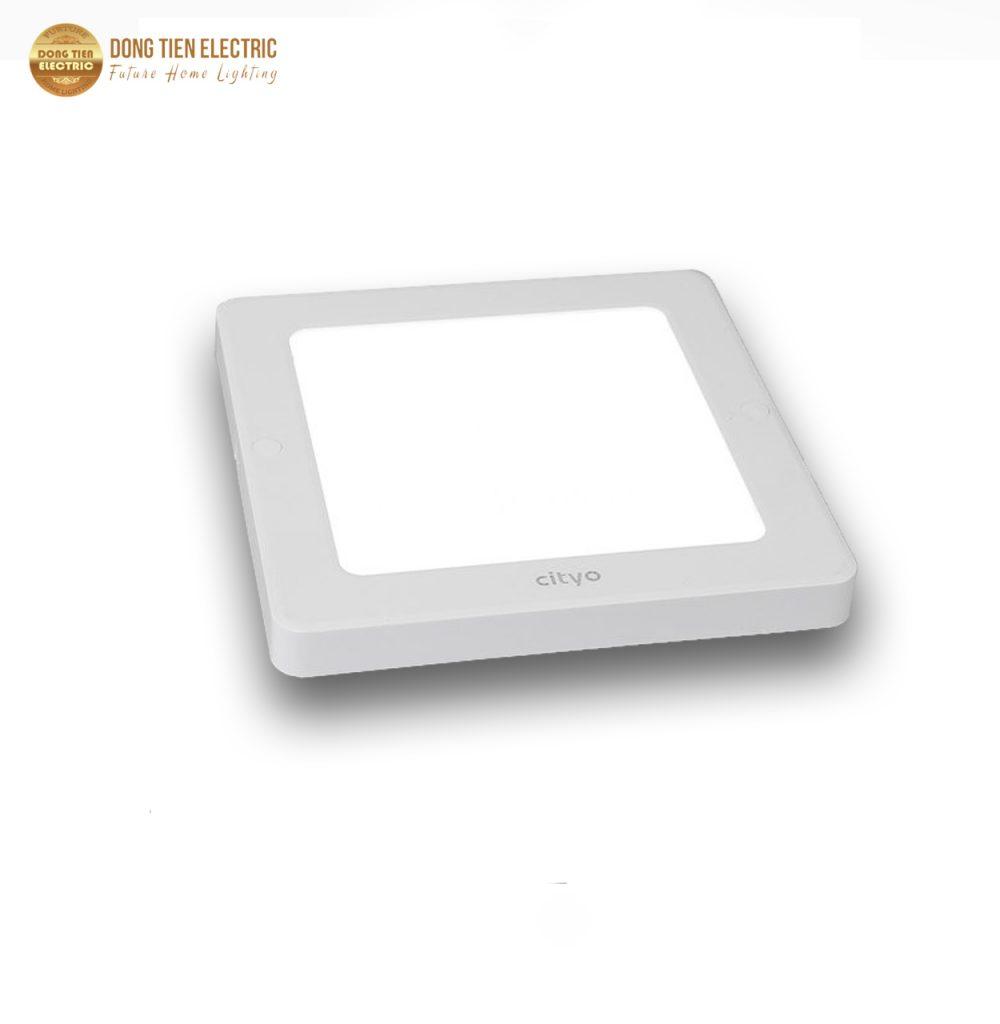 Đèn ledốp nổihomeEdge vuông