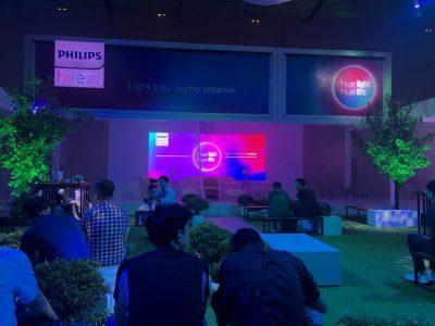 giải pháp chiếu sáng Philips Hue