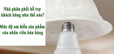 Phân phối đèn led uy tín
