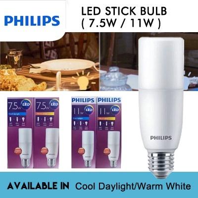 Bóng Led DLStick 7.5W 3000/6500K E27 220V Philips